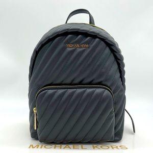 Michael Kors Medium Erin Backpack Black